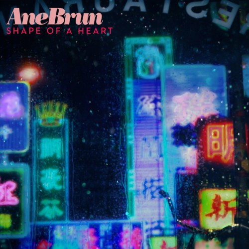 Ane Brun - Shape Of A Heart - Single Cover