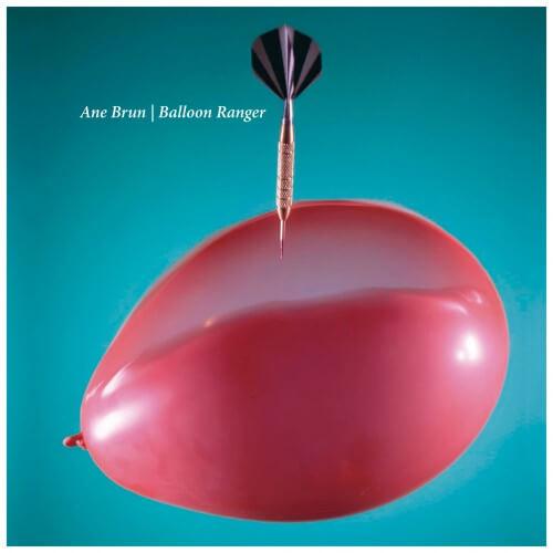Ane Brun - Balloon Ranger - Single Cover