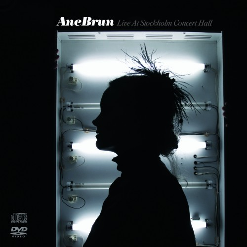 Ane Brun - Live at Stockholm Concert Hall - Album Cover