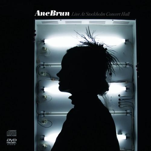Ane Brun - Live at Stockholm Concert Hall - Album Cover