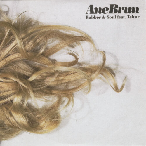 Ane Brun - Rubber & Soul Artwork