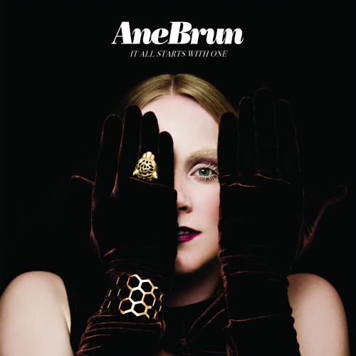 Ane Brun - It All Starts With One - Album Cover