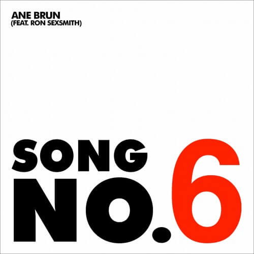 Ane Brun - Song no. 6 - Single Artwork